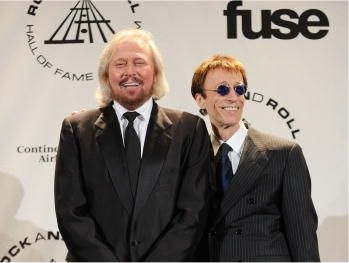Barry Gibb & Robin Gibb, New York, 15 marzo 2010
