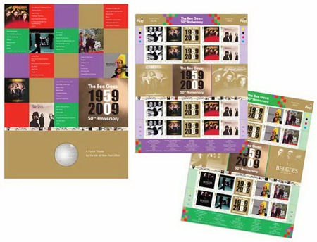 Bee Gees Folder